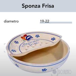 Sponza Frise - Bagna Frisa con Galletto Salentino by Zerosalento