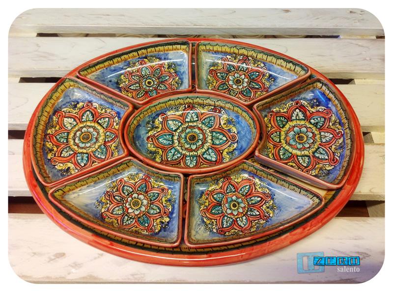 Terracotta   ceramica i dipinti a mano e artigianali