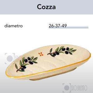 Antipastiera Cozza con Ramo Olive Salentino by Zerosalento