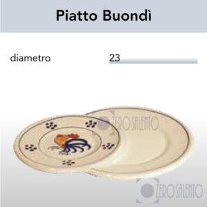 Paitto Buondì colazione con Galletto Salentino by Zerosalento