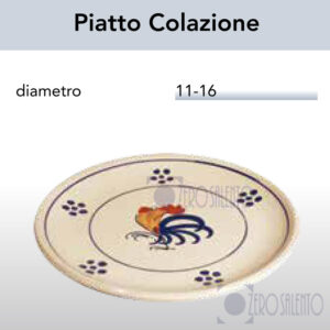 Paitto colazione con Galletto Salentino by Zerosalento