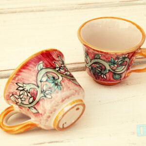 Terracotta Tazzine Caffè