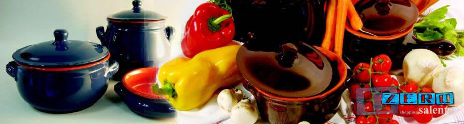 Banner Ceramica e terracotta Pirofile per peperoni e pomodori 04