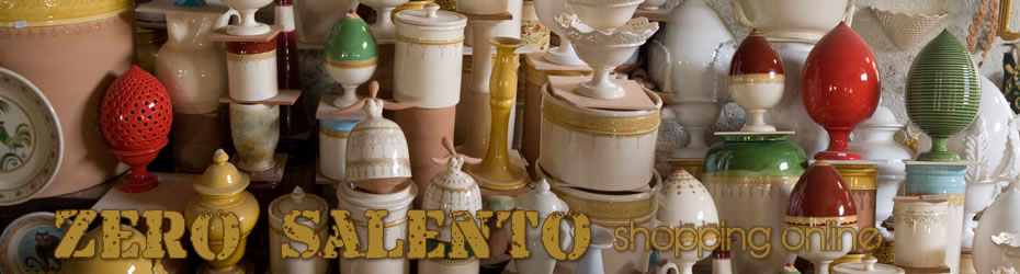 Banner Ceramiche e terracotta salento e terracotta su zero salento