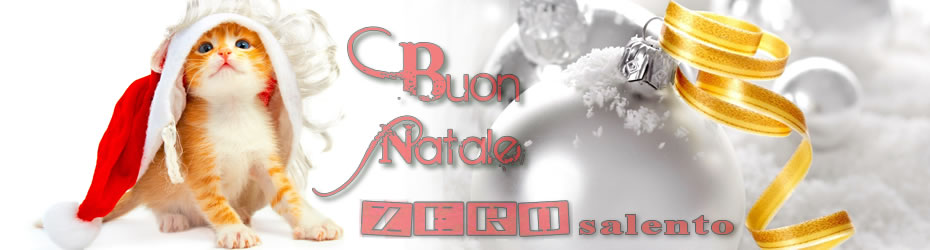 Banner Natale Idee Regalo originali ed introvabili. su zero salento