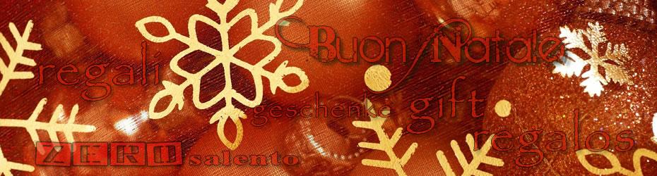 Banner Natale scegli i regali da casa su zero salento