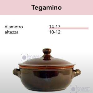 Tegamino serie Pirofile Bruna by ZeroSalento