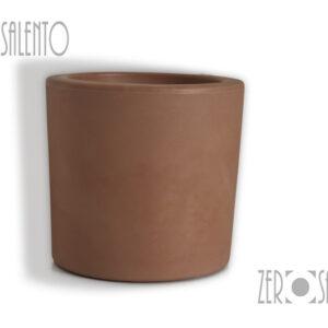TELCOM - VASO CILINDRO LISCIO CM40 by Zerosalento
