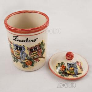 zuccheriera-ceramica-civetta-rosso-01