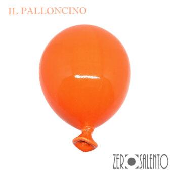 Palloni e Palloncini in Terracotta colorati Arancione