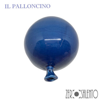 Palloni e Palloncini in Terracotta colorati Blu Notte