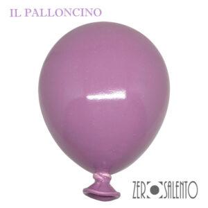 Palloni e Palloncini in Terracotta colorati Lilla