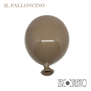 Palloni e Palloncini in Terracotta colorati Tortora