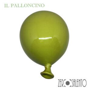 Palloni e Palloncini in Terracotta colorati Verde Pistacchio